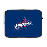 13 inch Neoprene Laptop Sleeve-Patriots Star