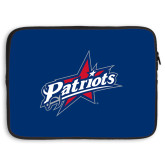 15 inch Neoprene Laptop Sleeve-Patriots Star