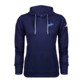 Adidas Climawarm Navy Team Issue Hoodie-Patriots Star