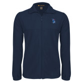 Fleece Full Zip Navy Jacket-The Patriot
