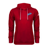 Adidas Climawarm Red Team Issue Hoodie-Patriots Star