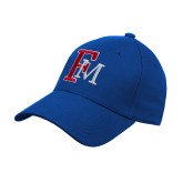 Royal Heavyweight Twill Pro Style Hat-Interlocking FM