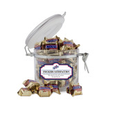 Snickers Satisfaction Small Round Canister-Patriots Star