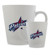 Full Color Latte Mug 12oz-Patriots Star