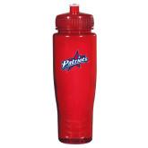 Spectrum Red Sport Bottle 28oz-Patriots Star