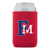 Collapsible Red Can Holder-Interlocking FM