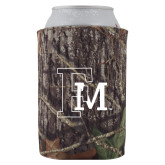 Collapsible Mossy Oak Camo Can Holder-Interlocking FM