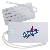 Luggage Tag-Patriots Star