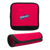 Neoprene Red Luggage Gripper-Patriots Star