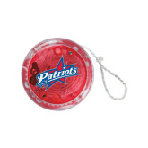 Light Up Red YoYo-Patriots Star