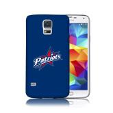Galaxy S5 Phone Case-Patriots Star