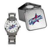 Mens Stainless Steel Fashion Watch-Patriots Star