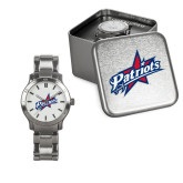 Ladies Stainless Steel Fashion Watch-Patriots Star