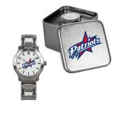 Ladies Stainless Steel Fashion Watch-Patriots Star