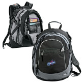 High Sierra Black Titan Day Pack-Patriots Star
