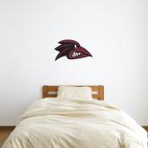 2 ft x 2 ft Fan WallSkinz-Raven Head