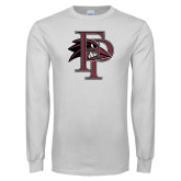 White Long Sleeve T Shirt-Athletic FP