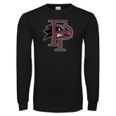 Black Long Sleeve T Shirt-Athletic FP