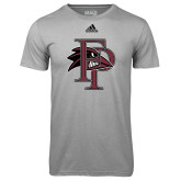 Adidas Climalite Sport Grey Ultimate Performance Tee-Athletic FP