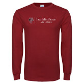 Cardinal Long Sleeve T Shirt-FP Athletics Horizontal