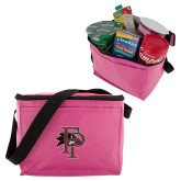 Six Pack Pink Cooler-Athletic FP