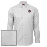 Red House White Diamond Dobby Long Sleeve Shirt-Athletic FP