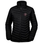 Columbia Powder Lite Ladies Black Jacket-Athletic FP