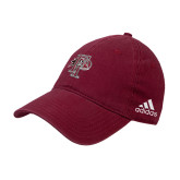 Adidas Cardinal Slouch Unstructured Low Profile Hat-Athletic FP