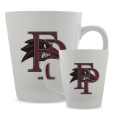 Full Color Latte Mug 12oz-Athletic FP