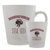 Full Color Latte Mug 12oz-Dad