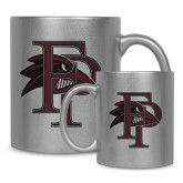Full Color Silver Metallic Mug 11oz-Athletic FP