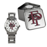 Mens Stainless Steel Fashion Watch-Athletic FP