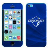 iPhone 5c Skin-Diplomats Official Logo