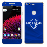 Google Pixel Skin-Diplomats Official Logo