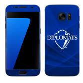 Samsung Galaxy S7 Skin-Diplomats Official Logo