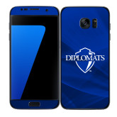 Samsung Galaxy S7 Edge Skin-Diplomats Official Logo
