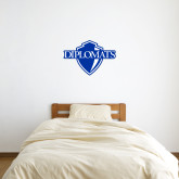 2 ft x 2 ft Fan WallSkinz-Diplomats Official Logo