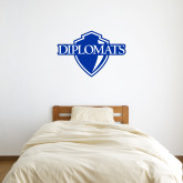 3 ft x 3 ft Fan WallSkinz-Diplomats Official Logo