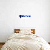 6 in x 1 ft Fan WallSkinz-Diplomats Flat Logo