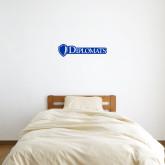 6 in x 2 ft Fan WallSkinz-Diplomats Flat Logo