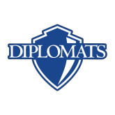 Medium Decal-Diplomats Official Logo, 8 inches wide