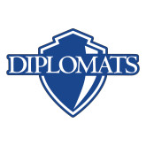Large Decal-Diplomats Official Logo, 12 inches wide