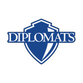 Small Decal-Diplomats Official Logo, 6 inches wide
