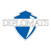 Extra Large Decal-Diplomats Official Logo, 18 inches wide