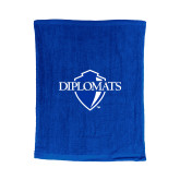 Royal Rally Towel-Diplomats Official Logo