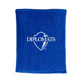 Royal Rally Towel-Diplomats Official Logo
