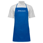 Full Length Royal Apron-Diplomats Flat Logo