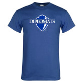 Royal T Shirt-Diplomats Official Logo