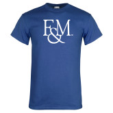 Royal T Shirt-F&M