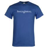Royal T Shirt-Franklin & Marshall